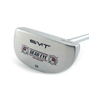 NEW SMT Dead Eye 3 Mid-Mallet Putter - 2 Way CNC Milled Face - Choose Length