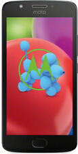 """Motorola Moto E4 Dual SIM teléfono inteligente Reino Unido Sim Libre-pantalla de 5"""" 16GB-Gris Hierro"""