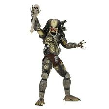 NECA Predator 30th Anniversary Unmasked Jungle Hunter Action Figure 20cm 2017