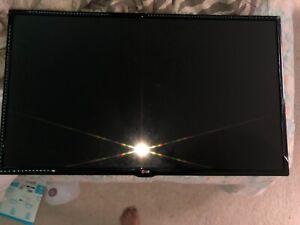 LG TV 48in
