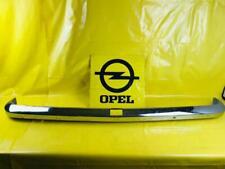 NEU Opel Kadett C Stoßstange chrom hinten Bumper Stoßfänger