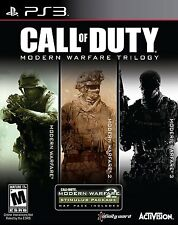 Call of Duty: Modern Warfare Collection (Sony PlayStation 3, 2010) NEW PS3