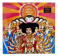 "HENDRIX *NEW* ""AXIS BOLD AS LOVE"" 2010 US SONY LEGACY 180 GRAM REISSUE LP"