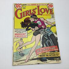 original Romance Comic -- GIRLS' LOVE stories  # 178 -- 1973 -- DC - clean