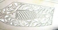 Antique Georgian Sterling Silver Fish Slice Server London 1825