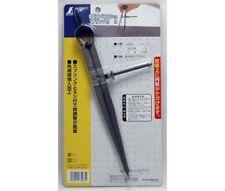 SHINWA Divide Craft Tool Scribe Carbon Steel Tip Compass Scriber 20cm 73067