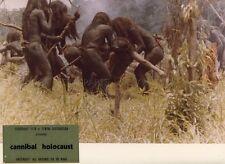 RUGGERO DEODATO CANNIBAL HOLOCAUST 1980 VINTAGE PHOTO ORIGINAL #7