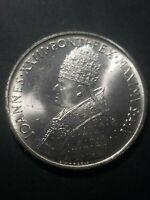 Vatican City 1962 John XXIII  500 lire  83.5  silver  29.3mm  uncirculated coin