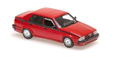 Alfa Romeo 75 V6 America Red 1987 MINICHAMPS 1:43 940120461