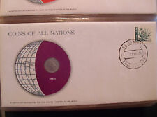 Coins of All Nations Brazil 1 Centavo 1969 UNC