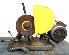 Kalamazoo Industries Inc 10 Chop Off Saw With 3hp Baldor Motor