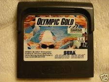 Jeu SEGA GAME GEAR : OLYMPIC GOLD (jeux olympiques)
