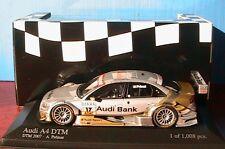 Audi A4 DTM 2007 #17 Alexandre Premat 1/1008 Minichamps 1/43