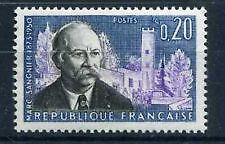 STAMP / TIMBRE DE FRANCE NEUF 1960 LUXE N° 1271 ** MARC SANGNIER