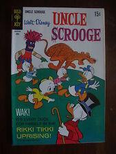 Uncle Scrooge #80 F- Rikki Tikki Uprising