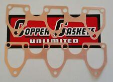 TRIUMPH T150 T160 COPPER ROCKER BOX GASKET  .53MM THICK