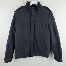 Levi's Grey Fall Winter Jacket - Men's S