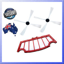 Filter&2Side Brushes for Robot Aldi Stirling A320 X325 XR210 510 Vacuum cleaner