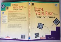 1994 EXCEL VISUAL BASIC PER APPLICAZIONI Passo per passo Reed Jacobson Mondadori