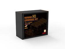 1:24 SCALE Hummer H1 Upgrade Set MNGSPS-033 - Meng Model