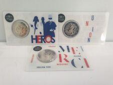 3 x 2 Euros Commémorative France 2020 Recherche Médicale BU - 3 Coincards