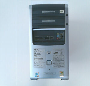 HP Pavilion a824n Desk Top – For Parts Only (Hard Drive Removed)