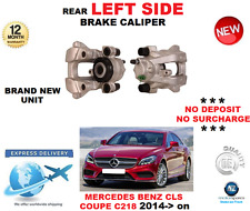 FOR MERCEDES BENZ CLS COUPE C218 2014->ON REAR LEFT BRAKE CALIPER * OE QUALITY *