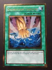 Carte Yu-Gi-Oh! GLD3-FR042 Destruction Terrestre (Gold Rare) EDITION LIMITEE