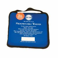 """K&H Pet Products Microwavable Pet Bed Warmer Blue 9"""" x 9"""" x 2"""""""