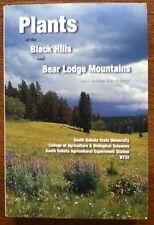 South Dakota - Wyoming Hist - Plants of Black Hills - Bear Lodge Mountains, Rare