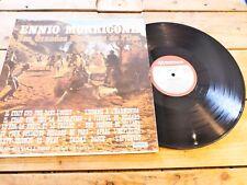 ENNIO MORRICONE SES PLUS GRANDES MUSIQUES DE FILM LP 33T VINYLE EX COVER EX 1972