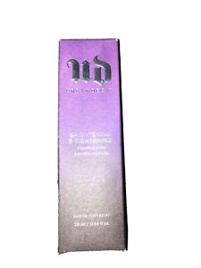 Urban Decay Brightening & Tightening Complexion Primer Potion 0.94 oz / 28ml NIB