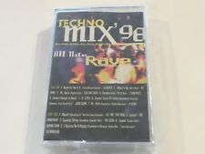 NEW - TECHNO MIX 98 ALL NIGHT RAVE - HOUSE TRANCE DANCE ELECTRONICA - SEALED