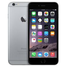 APPLE IPHONE 6 PLUS 128 GB GREY GRADO A+++ °°SIGILLATO°° NO FINGERPRINT