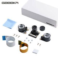 GeeekPi Raspberry Pi Night Vision 5M OV5647 Camera Module Kit for Raspberry Pi 4