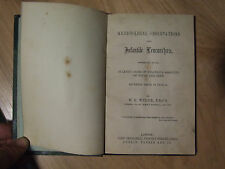 Midico-Legal Observations Upon Infantile Leucorrhoea- W.R. Wilde (1853)