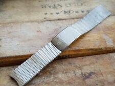 18.30mm genuine bulova bracelet new NOS vintage bulova accutron spaceview watch