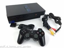 Sony PlayStation 2 PS2 Fat Console Original Controller Free Shipping