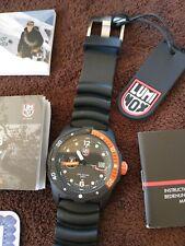 Luminox Bear Grylls Survival Sea Series Black Strap Men's Watch Xb.3729