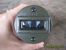 new Front Black Out Marker Light 24V Jeep M151 A1 M38 8741644