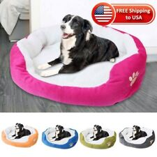 Pet Bed for Small Medium Large Dog Crate Pad Soft Bedding Moisture Proof New Pet