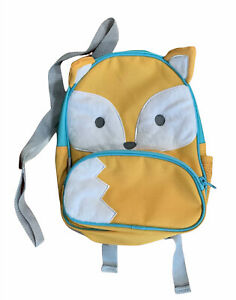 ON THE GOLD BUG Fox Harness Backpack Tether