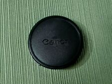 Canon Rear Lens Cap 49mm Diameter Genuine Original Vintage Excellent Condition