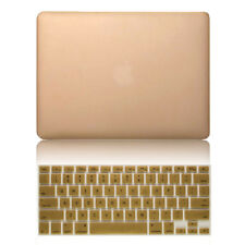 """For MacBook PRO RETINA 12/13/15"""" AIR 11/13"""" Hard Rubberized Case Keyboard Cover"""