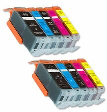 10-Pack/Pk PGI-270XL CLI-271XL Ink For Canon PIXMA MG5720 MG5721 MG5722 MG6821