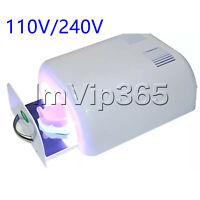 Dental Equipment Tray Light Curing Machine Tray UV Lamp Box 110V/240V VIP
