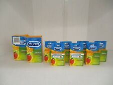 45 DUREX TROPICAL ULTRA FINE LUBRICATED LATEX CONDOMS EXP: 10/21+ AP 4699
