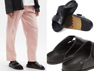 Birkenstock 1774 X Toogood Forager Cuir Sandales Chaussures Mules 43
