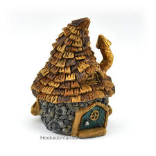 Micro Mini Shingletown Troll House GO 17558  Miniature Fairy Gnome Hobbit Garden