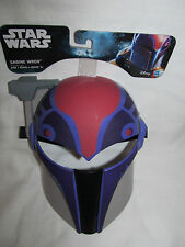 New Star Wars Rebel Rouge One Sabine Wren Mask Ages 5+